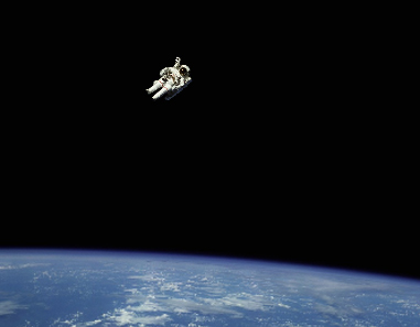 Think Space is Lonely?  So is Life on Earth